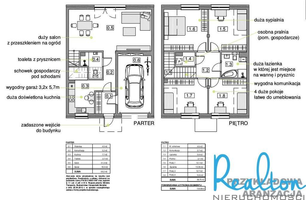 Dom na sprzedaż Sosnowiec, Sielec, Kukułek  139m2 Foto 10