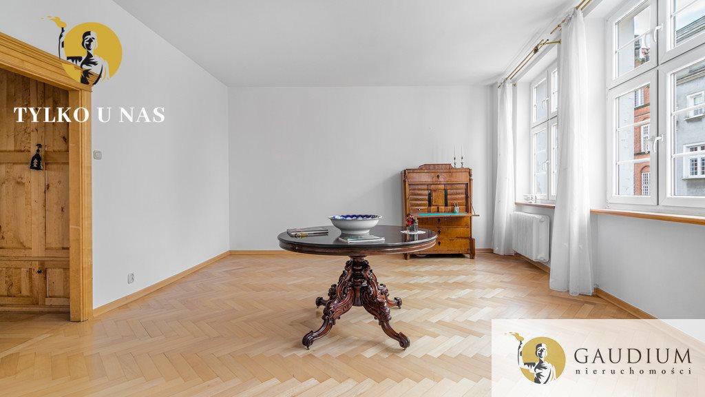 Mieszkanie dwupokojowe na sprzedaż Gdańsk, Główne Miasto, Chlebnicka  61m2 Foto 3