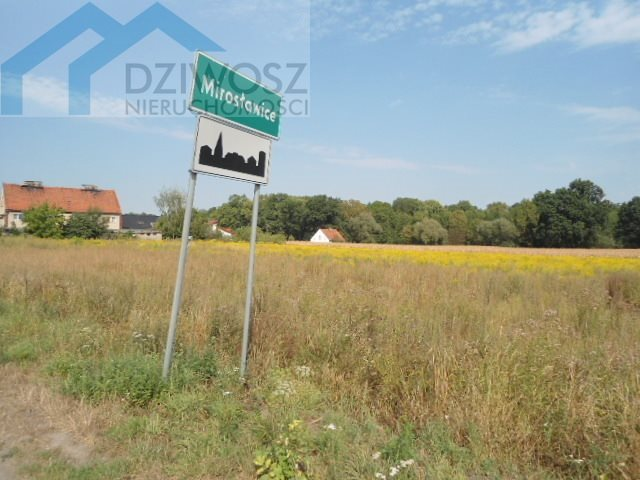 Działka budowlana na sprzedaż Mirosławice  1680m2 Foto 2