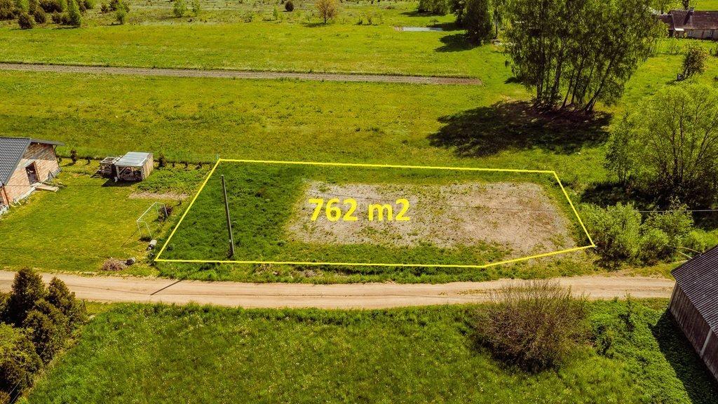 Działka budowlana na sprzedaż Solniczki  762m2 Foto 3