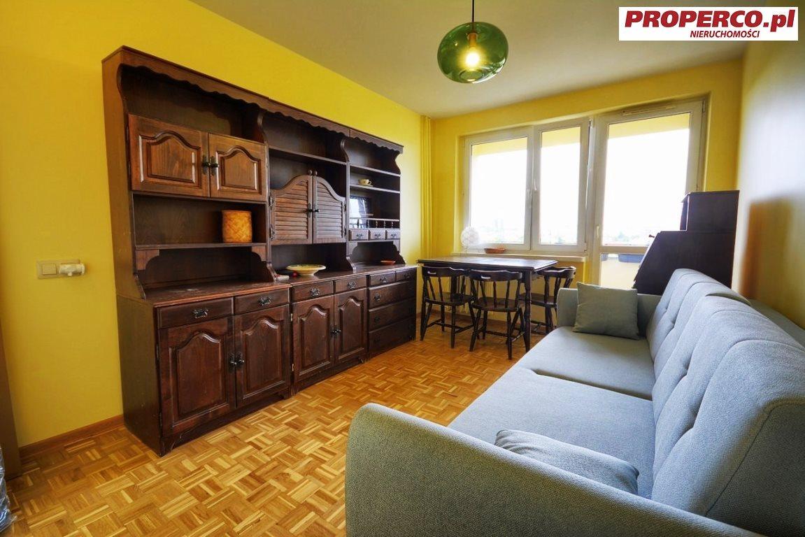 Mieszkanie trzypokojowe na wynajem Kielce, Sady  48m2 Foto 1