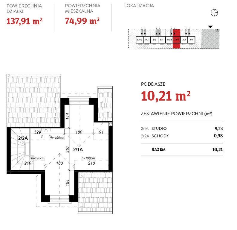 Dom na wynajem Poznań, Grunwald  75m2 Foto 11