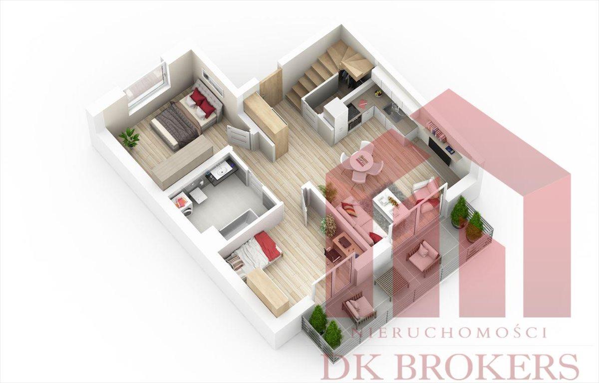 Mieszkanie czteropokojowe  na sprzedaż Rzeszów, Staroniwa, Staroniwska  88m2 Foto 5