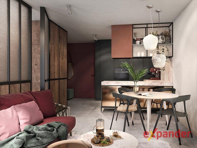 Mieszkanie dwupokojowe na sprzedaż Gdańsk, Morena  44m2 Foto 1