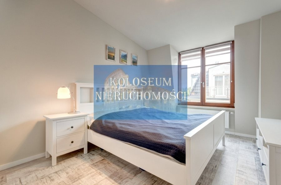 Mieszkanie dwupokojowe na wynajem Sopot, Dolny Sopot  53m2 Foto 1