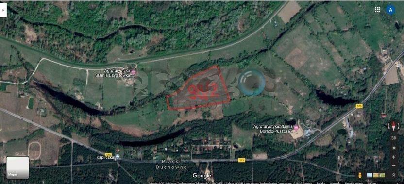Działka rolna na sprzedaż Leoncin  45500m2 Foto 1