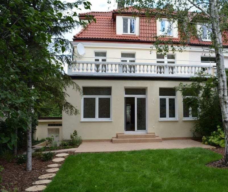 Dom na wynajem Warszawa, Żoliborz, Tucholska 29  300m2 Foto 2
