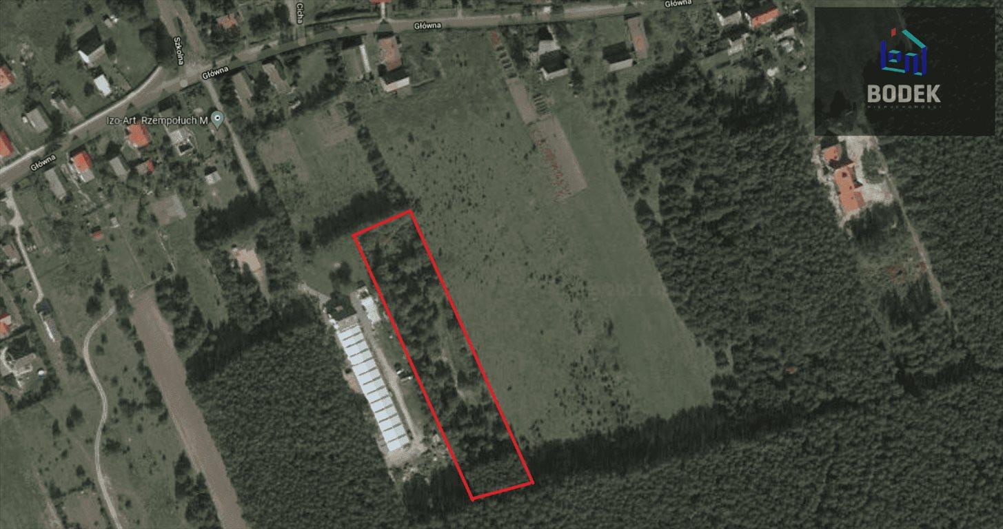 Działka przemysłowo-handlowa na sprzedaż Chwałowice, Polna  5818m2 Foto 1
