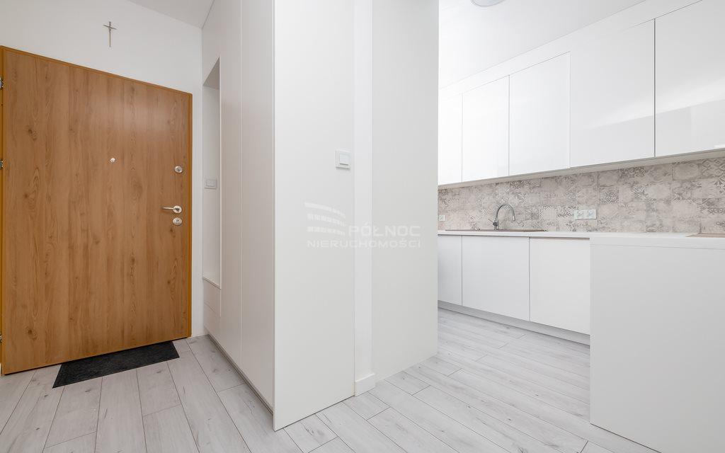 Mieszkanie dwupokojowe na wynajem Białystok, Centrum  39m2 Foto 9
