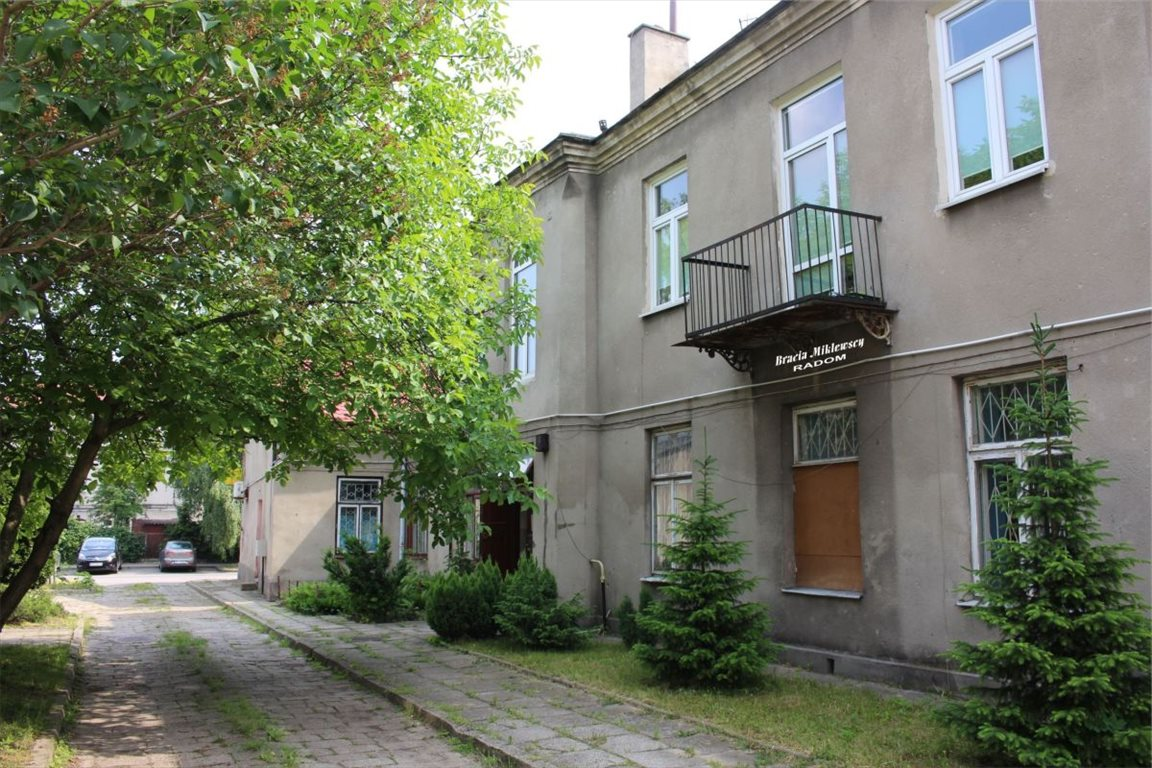 Mieszkanie dwupokojowe na sprzedaż Radom, Śródmieście, Mikołaja Kopernika  52m2 Foto 2