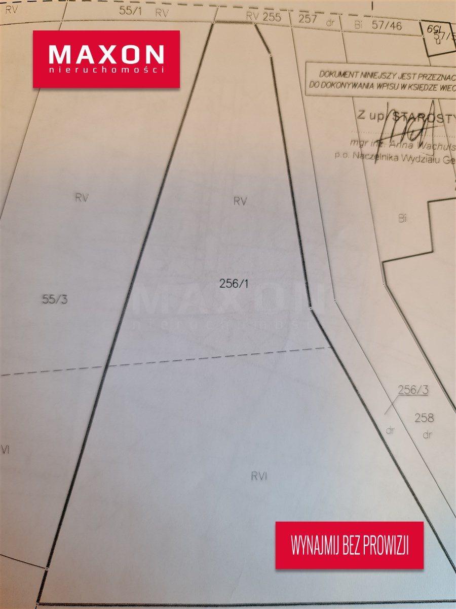 Działka przemysłowo-handlowa pod dzierżawę Babice Nowe  3000m2 Foto 1