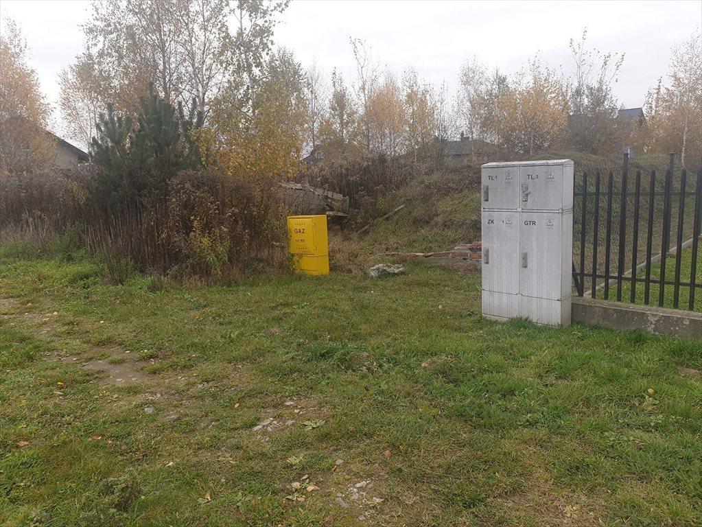 Działka budowlana na sprzedaż Zaborówek  1015m2 Foto 7