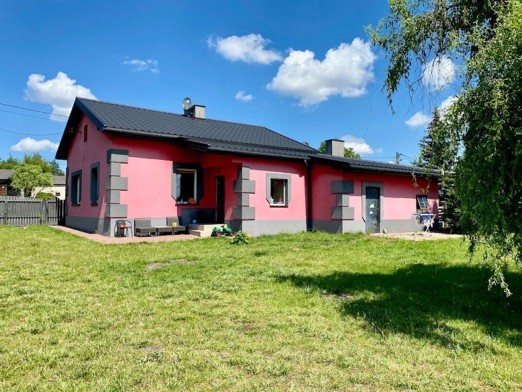Dom na sprzedaż Łódź, Górna, Wiskitno, Kolumny  138m2 Foto 1