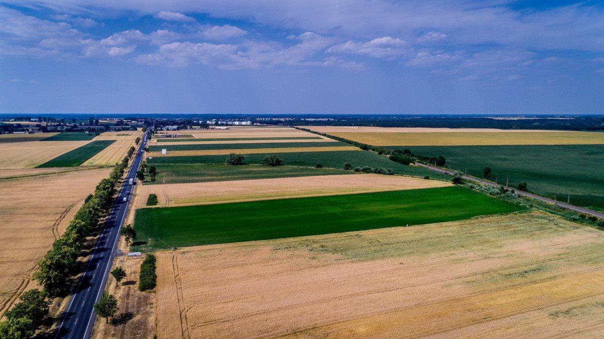 Działka przemysłowo-handlowa na sprzedaż Ocieszyn, Obornicka  7600m2 Foto 1