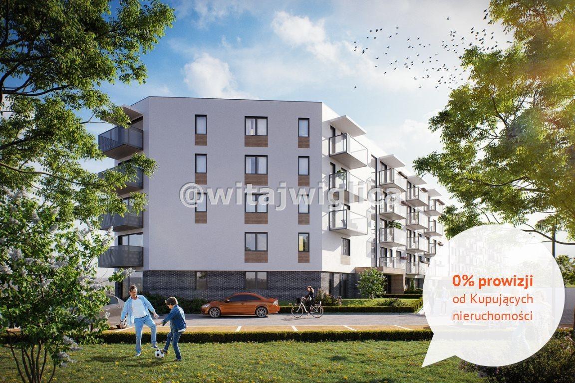 Mieszkanie dwupokojowe na sprzedaż Wrocław, Krzyki, Klecina, Jutrzenki  41m2 Foto 1