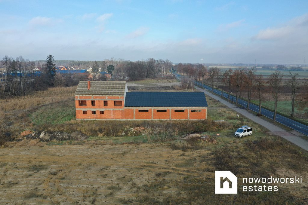 Lokal użytkowy na sprzedaż Grabów Nad Prosną, Ostrowska  711m2 Foto 4