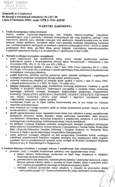 Działka inwestycyjna na sprzedaż Bydgoszcz  33420m2 Foto 4
