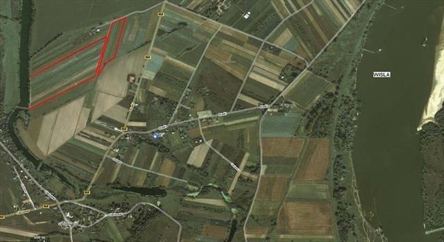 Działka rolna na sprzedaż Piaski  105000m2 Foto 1