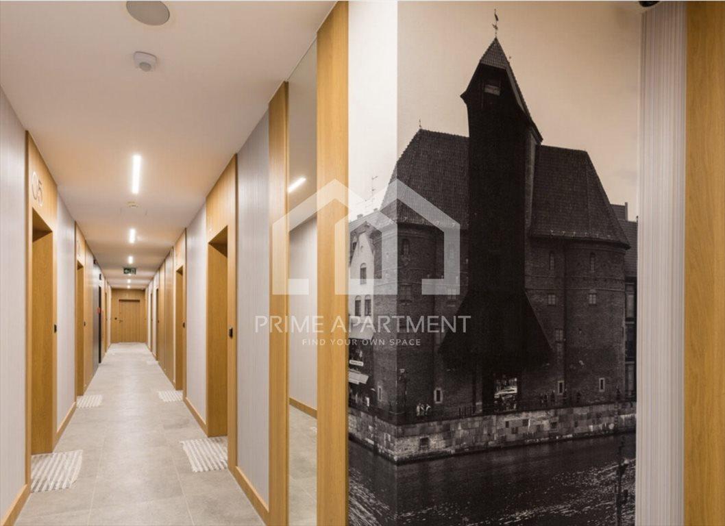 Mieszkanie dwupokojowe na sprzedaż Gdańsk, Śródmieście, Wałowa  34m2 Foto 1