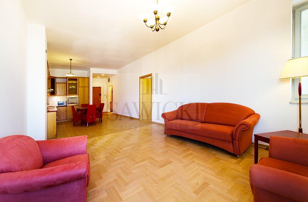 Mieszkanie dwupokojowe na wynajem Warszawa, Mokotów, Tyniecka  69m2 Foto 3