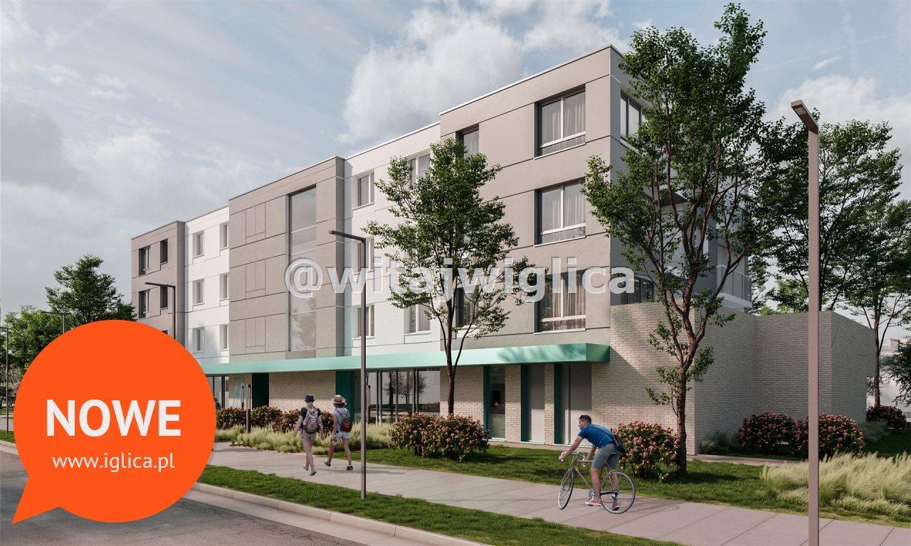 Mieszkanie trzypokojowe na sprzedaż Wrocław, Psie Pole, Sołtysowice, Poprzeczna  57m2 Foto 1