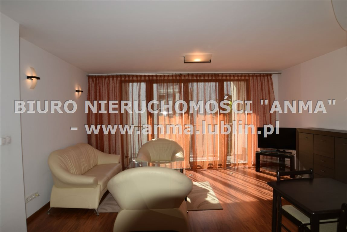 Mieszkanie dwupokojowe na wynajem Lublin, Wieniawa, Popiełuszki  50m2 Foto 1