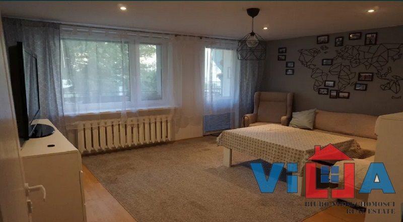 Mieszkanie trzypokojowe na sprzedaż Zielona Góra, os. Zacisze  60m2 Foto 1