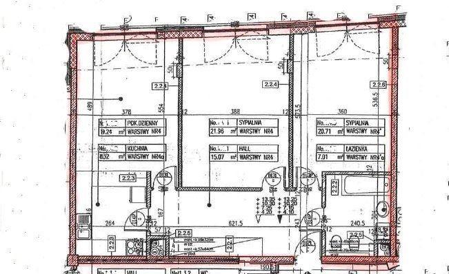 Mieszkanie trzypokojowe na sprzedaż Warszawa, Mokotów, Górny Mokotów, Stary Mokotów, metro Racławicka  90m2 Foto 12