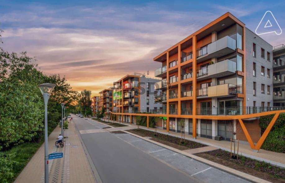 Mieszkanie dwupokojowe na sprzedaż Wrocław, Psie Pole, Swojczyce  46m2 Foto 1