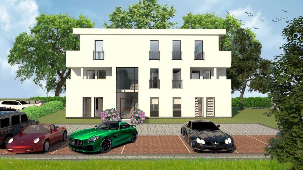 Mieszkanie dwupokojowe na sprzedaż Gorzów Śląski, Juliusza Słowackiego  56m2 Foto 1