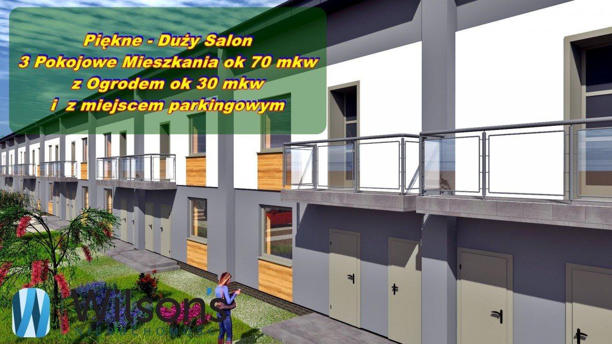 Mieszkanie trzypokojowe na sprzedaż Marki, Dzika  70m2 Foto 10