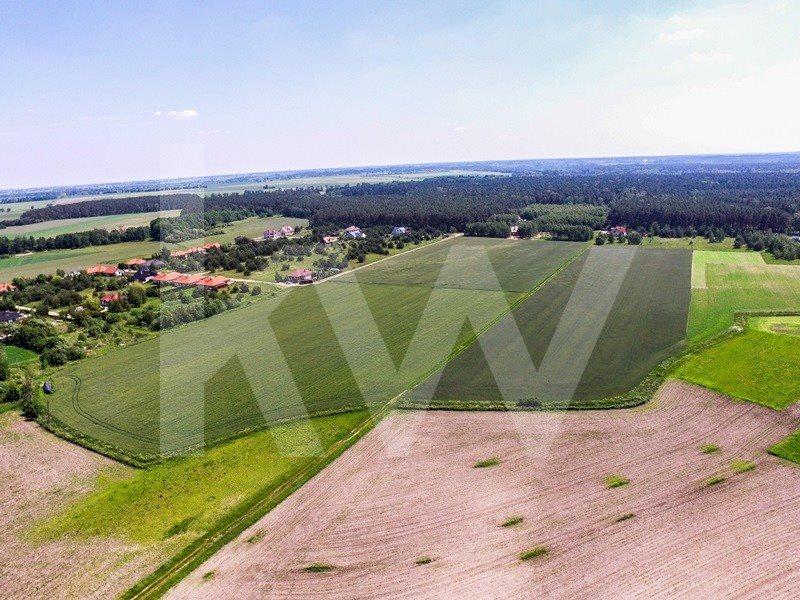 Działka budowlana na sprzedaż Wronczynek, Opieńkowa  1203m2 Foto 1