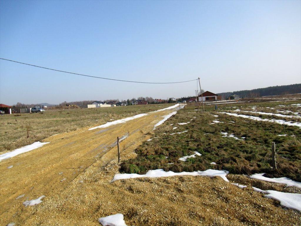 Działka budowlana na sprzedaż Wola Kopcowa, ul. Dębowa  1100m2 Foto 8