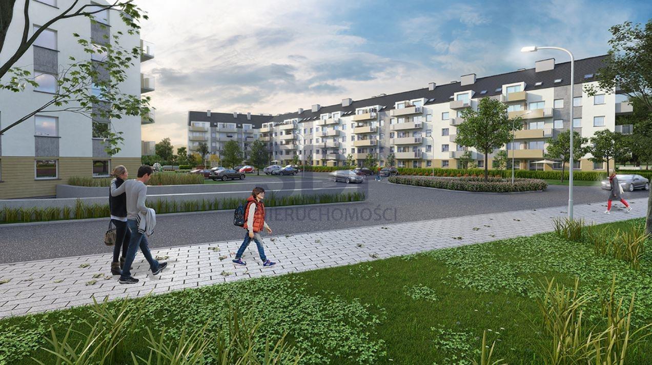 Mieszkanie trzypokojowe na sprzedaż Wrocław, Krzyki, Wojszyce, Buforowa  48m2 Foto 1