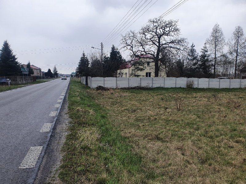 Działka budowlana na sprzedaż Kłomnice, Skrzydlów  7496m2 Foto 4