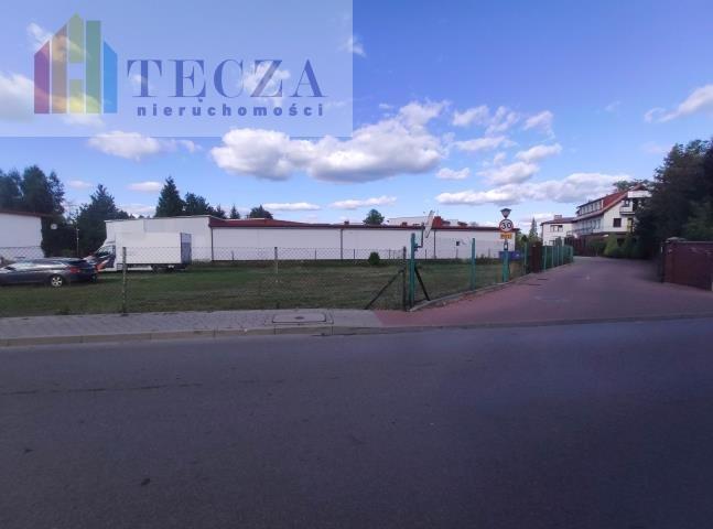 Działka komercyjna pod dzierżawę Łomianki  1013m2 Foto 2