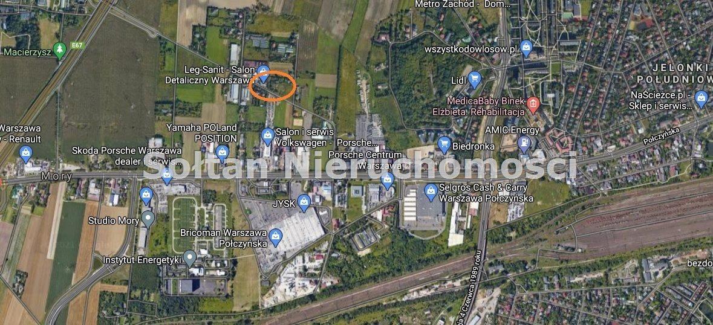 Działka komercyjna na sprzedaż Warszawa, Bemowo, Sochaczewska  1019m2 Foto 1