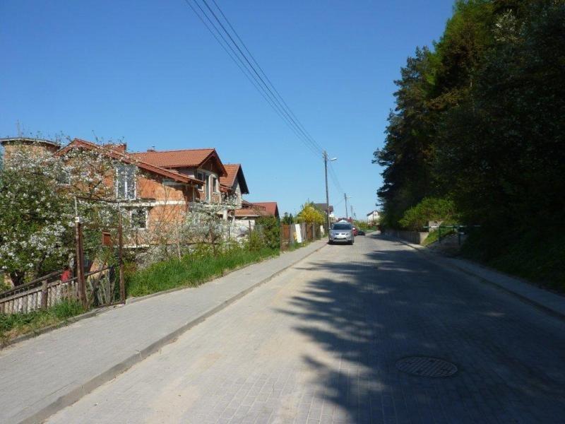 Działka budowlana pod dzierżawę Gdynia, Mały Kack, PŁOCKA  609m2 Foto 4