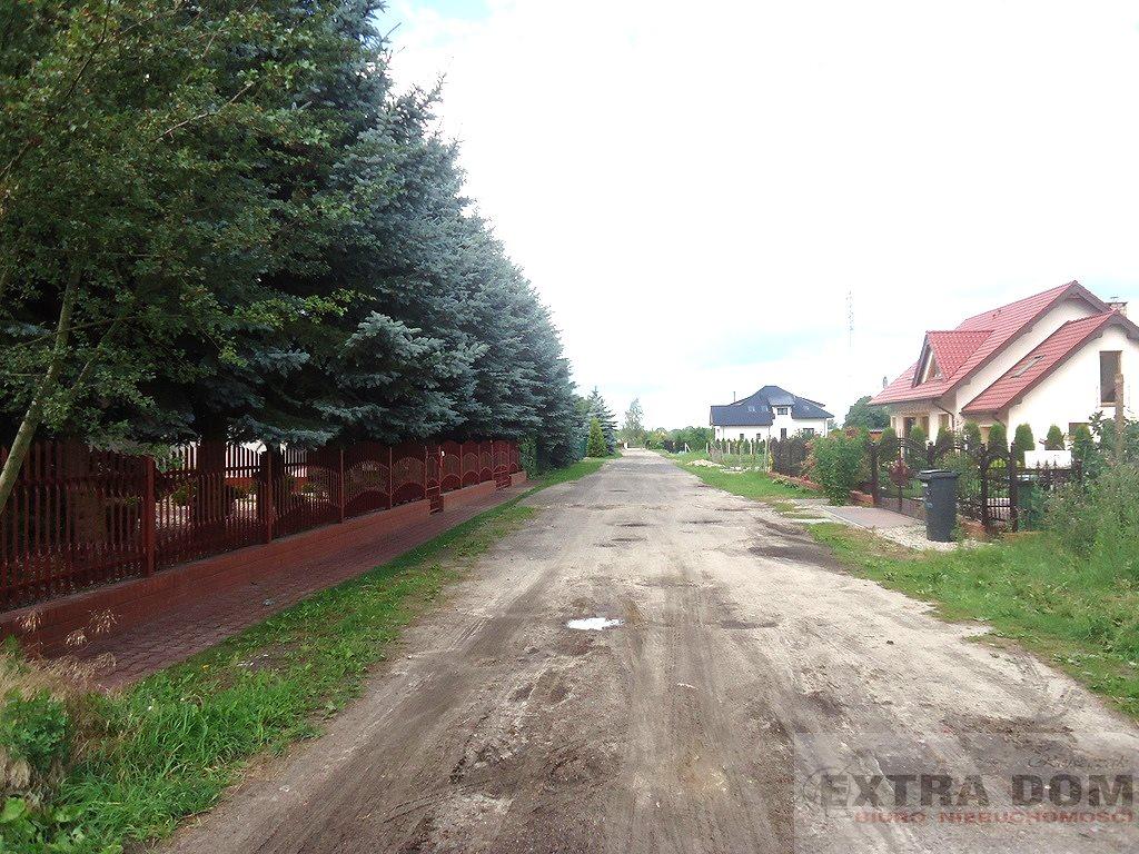 Działka budowlana na sprzedaż Nowogard  1201m2 Foto 3