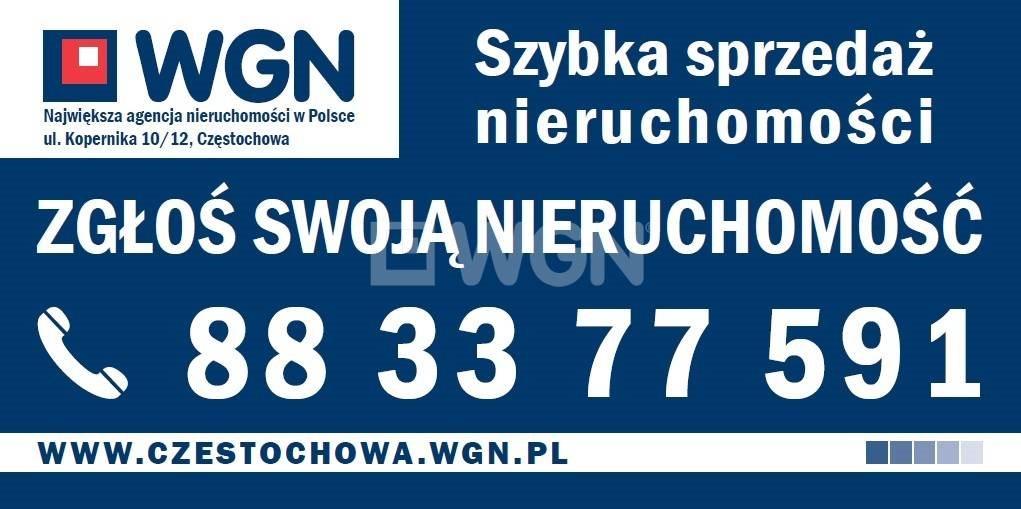 Działka budowlana na sprzedaż Latosówka, Latosówka, Latosówka kCzęstochowy  1465m2 Foto 7