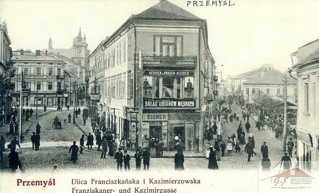 Mieszkanie dwupokojowe na sprzedaż Przemyśl, Franciszkańska  86m2 Foto 12
