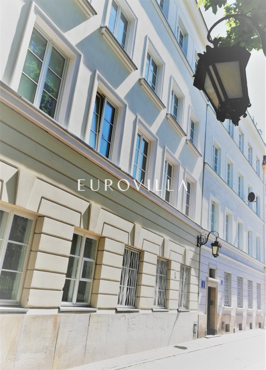 Mieszkanie dwupokojowe na wynajem Warszawa, Stare Miasto, Kozia  40m2 Foto 5
