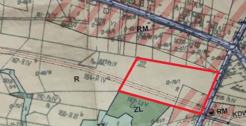 Działka siedliskowa na sprzedaż Sędek  23400m2 Foto 3