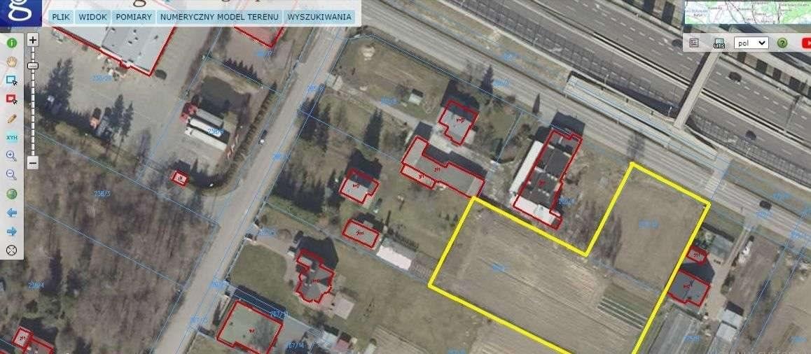 Działka inwestycyjna na sprzedaż Kalinówka  4100m2 Foto 4