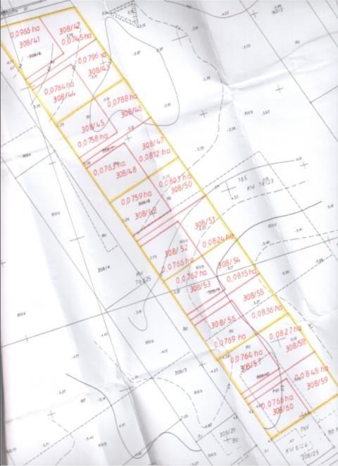 Działka budowlana na sprzedaż Chłopy, Widokowa  755m2 Foto 11