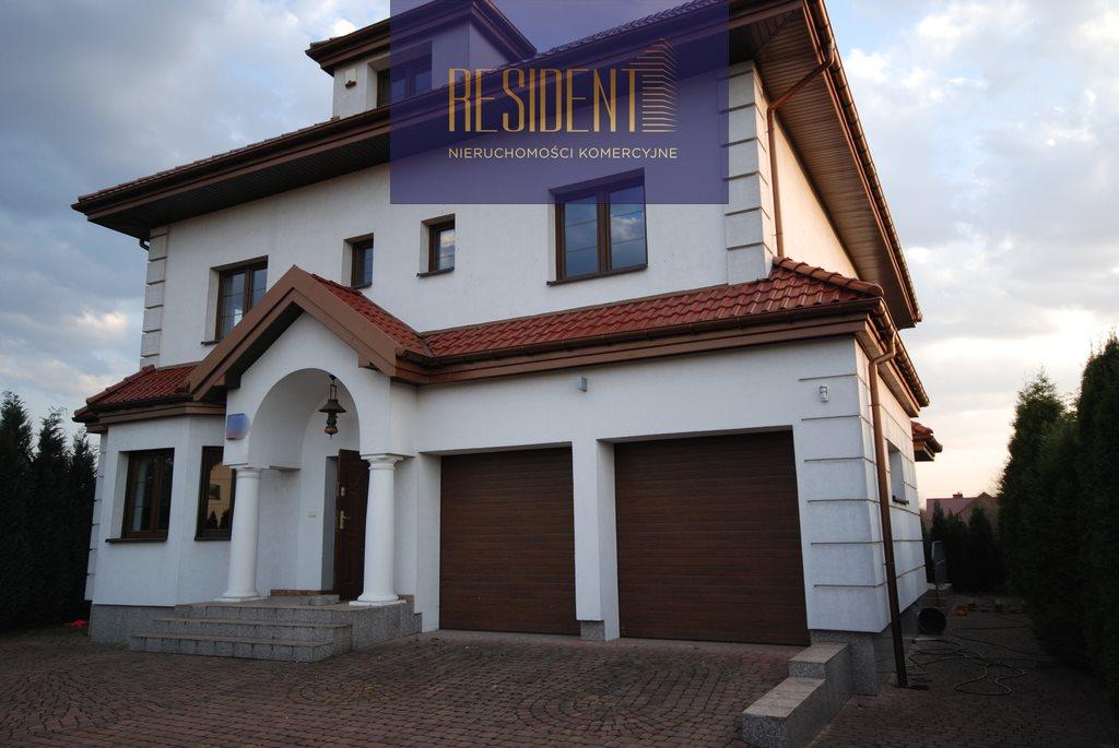 Lokal użytkowy na wynajem Warszawa, Wilanów, Zawady  380m2 Foto 1