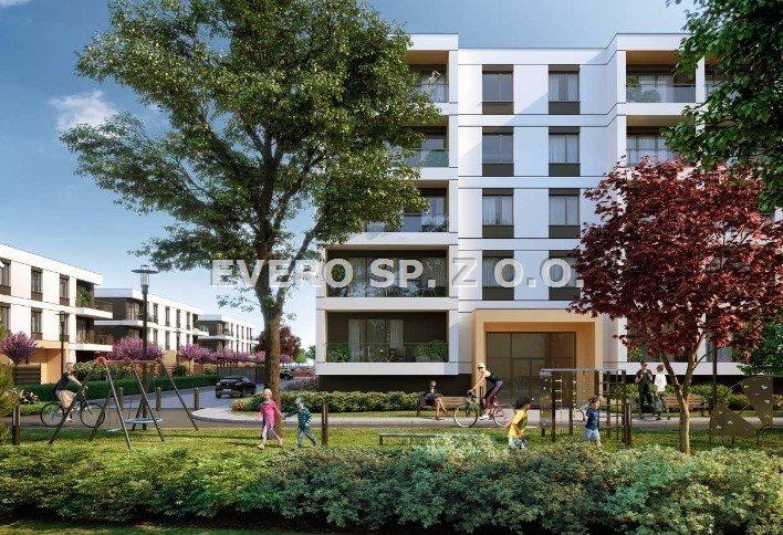 Mieszkanie czteropokojowe  na sprzedaż Wrocław, Psie Pole, ZAKRZÓW - NOWA INWESTYCJA - BEZ PROWIZJI  66m2 Foto 1