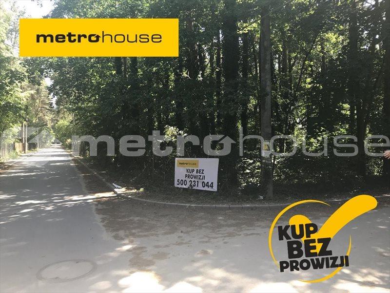 Działka inna na sprzedaż Zalesie Górne, Piaseczno  1721m2 Foto 1