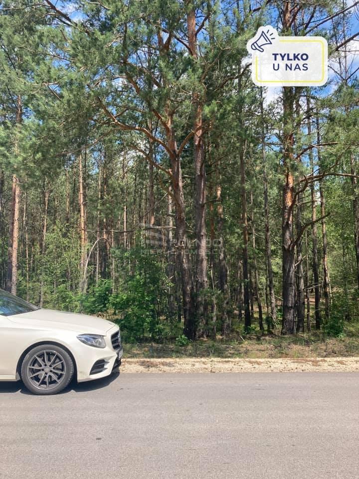 Działka leśna na sprzedaż Słupia  66300m2 Foto 1