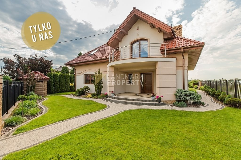 Dom na sprzedaż Radzymin, Zwycięska  294m2 Foto 1